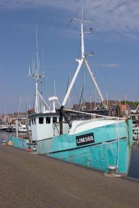 Aletta, ein Fischerboot