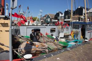 Urk, Fischerhafen