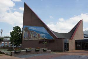 Almere Haven, Kirche