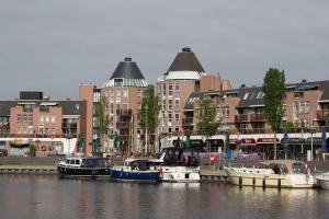 Almere Haven, Passantenhaven