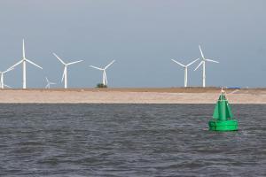 Wattenmeer, Deich von Friesland