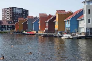 skandinavische Bauten