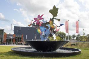 IJlst, 11-Städtebrunnen