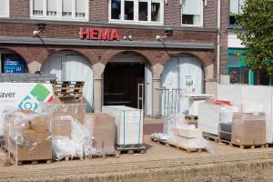 Hema erhält eine neue Einrichtung