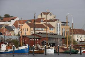 Museumswerft und Museumshafen