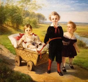 Frederik, Harry, Katie 1876
