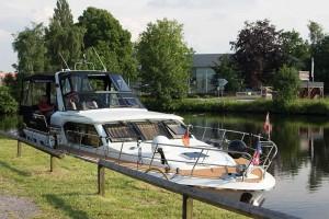 Hafen in Lingen