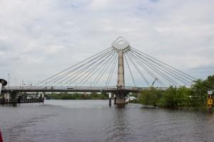 Brücke vor Zwolle
