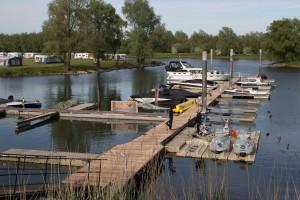 Camping, Hafen, Feriendorf