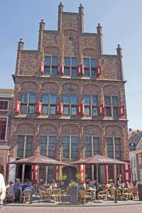 Restaurant De Waag, ältestes von NL