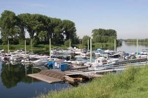 Hafen Wesel
