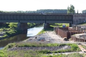 jetzige Brücke