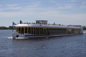 ausgebuchte Fahrgastboote
