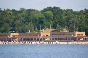 Badestrand am Grossen Wannsee