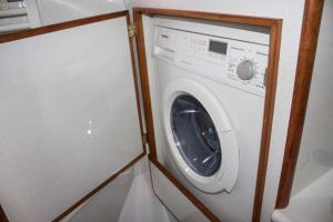 Kombigerät: Waschmaschine und Trockner