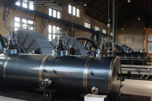 4 Dampfmaschinen