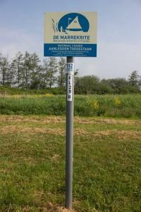 Marrekrite Kurzpole
