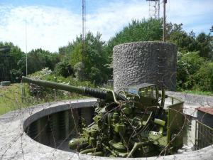 Fliegerabwehr-Stellung
