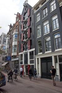 Wohnhäuser für reiche Amsterdamer