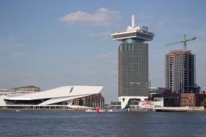 Eye und Film Museum / D'DAM Toren