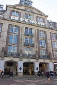 Kaufhaus mit exklusiven Läden