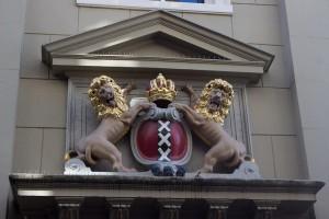 Wappen von Amsterdam