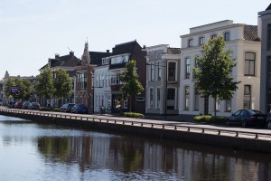 Herrschaftshäuser am Stadtkanal