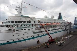 Kreuzfahrtschiff Albatros