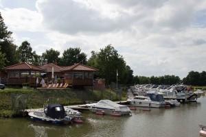Hafen in Reck