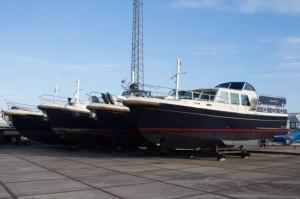 Vorplatz der Werft Aquanaut