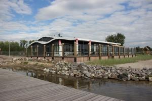 neues Restaurant am Bremerbaaistrand