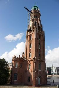 Simon Loschen Leuchtturm
