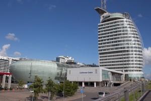 Klimahaus und Conference Center