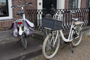 schwere Holländer Velos
