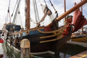 im alten Hafen