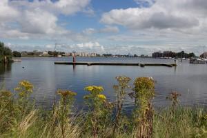 Blick zum Grosser Haven